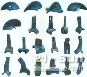 大量供应陕建机ABG7620沥青摊铺机 叶轮、履带板、熨平板、输料板