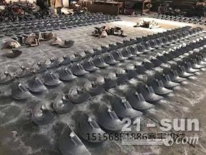 山推摊铺机高耐磨叶轮 螺旋叶片 全国大量供应