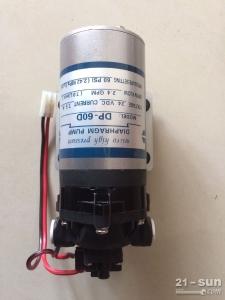 徐工压路机配件  24v洒水泵