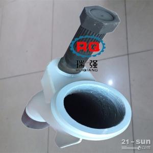 厂家直销砼泵配件混凝土输送泵车配件中联泵车S管