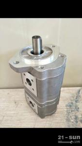 602L摊铺机分料齿轮泵