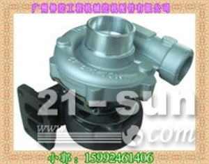挖土机液压件涡轮增压器