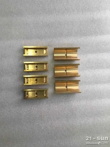 徐工平地机配件 铜导槽 挡板