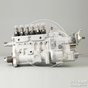 上饶小松配件服务 PC360-7柴油泵6743-71-1131 挖掘机高压油泵
