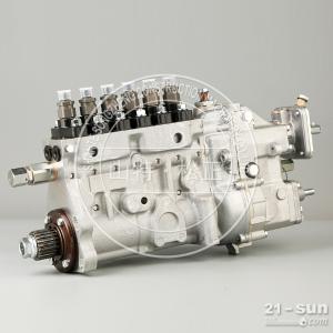 挖掘机柴油泵厂家 PC400-7高压油泵6156-71-1111  准格尔小松配件