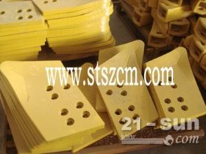 厂家供应D375端面刀片195-71-51630  小松推土机纯正配件