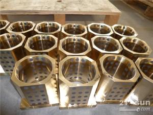 固体镶嵌自润滑轴承的特性