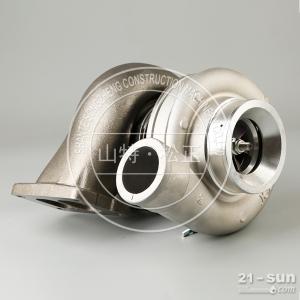 6156-81-8170增压器小松PC400-7挖掘机SAA...