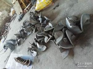 宝马格勒摊铺机高耐磨叶轮 螺旋叶片大全 全国大量供应