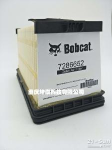美国山猫滑移装载机空气外滤芯