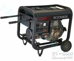 230A柴油发电电焊机VOHCL沃驰