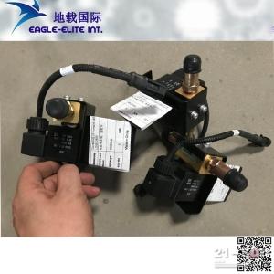 供应柳工装载机CLG862/855原厂电磁阀总成配件
