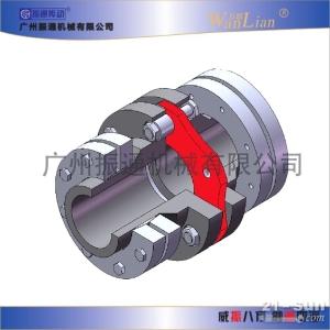 振通传动DJM型锁紧盘式弹性膜片联轴器