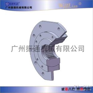 振通传动DC型卷筒用鼓形齿式联轴器