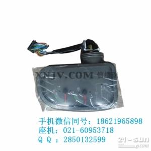 沃尔沃480显示屏_沃尔沃EC460C仪表盘