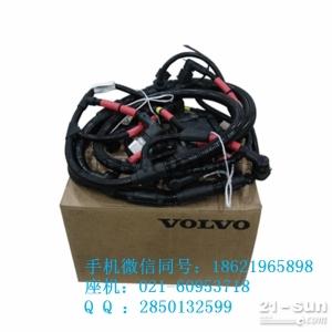 沃尔沃480全车线束_沃尔沃EC460C发动机线束