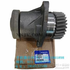 沃尔沃380驱动装置_沃尔沃EC360C取力器