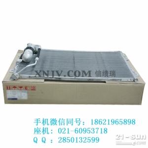沃尔沃380空调冷凝器_沃尔沃EC360C空调散热器
