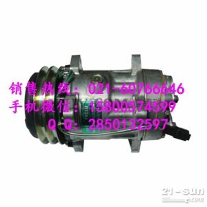 沃尔沃380空调压缩机_沃尔沃EC360C启动开关