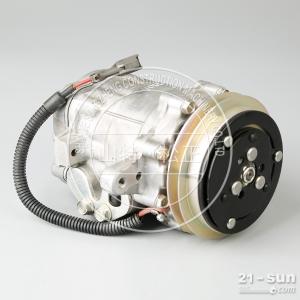 重量靠谱小松WA470-3空调压缩机20Y-979-3110