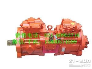 日本川崎K5V80液压泵-K5V160液压泵