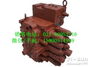 神钢挖机液压泵-多路阀-分配阀