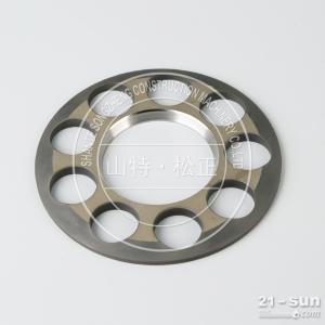 小松PC160LC-7挖掘机原装液压泵九孔盘配件708-3M-13342山特松正低价销售