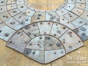 利勃海尔混凝土搅拌机高耐磨衬板供应厂家