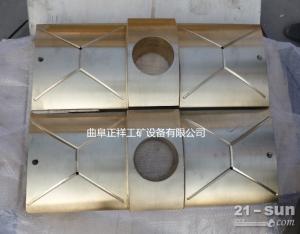 铜套厂家专业定制轧机铜滑块