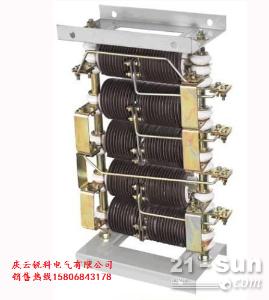 起动机电阻器