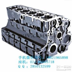 沃尔沃VolvoEC290/EC360/EC460挖掘机发动机缸体-液压配件