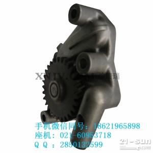 沃尔沃VolvoEC290/EC360/EC460挖掘机-机油泵-配件