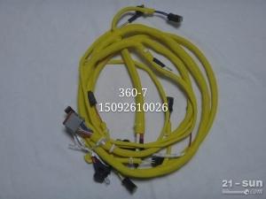 小松挖掘机配件 PC300-7发动机线束