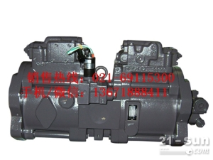 沃尔沃360液压泵
