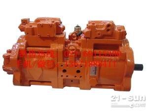 现代215-9挖掘机液压泵