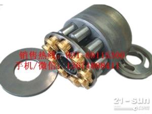 现代挖掘机液压泵配件