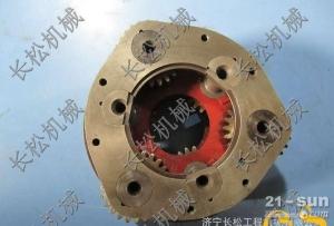 推土机配件TY220变速箱行星架pt泵电磁阀