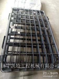 小松挖掘机配件 PC360-7驾驶室护网