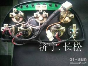 SL50W装载机仪表盘总成老式 山推德工仪表盘总成