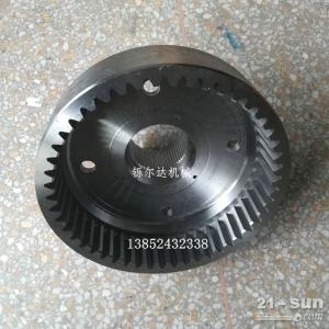 徐工XS202J振动压路机齿圈支撑总成 旋转支撑