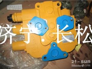 山推装载机SL50W工作分配阀机械配件热销工作分配阀工作泵