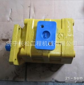 山推配件ZL30W工作泵CBGJ2100 山推装载机配件