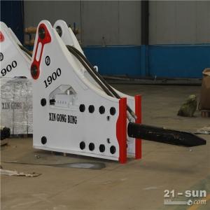 振动破碎锤 厂家直销 建筑工地用锤 挖掘机前端属具