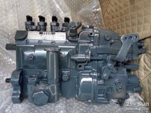小松挖掘机配件 PC130-7高压油泵