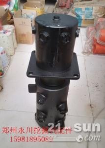 供应玉柴YC135/230央回转接头总成郑州永川挖掘机配件