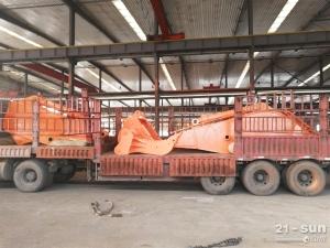 厂家直销日立450 14米三节臂 可加工定做