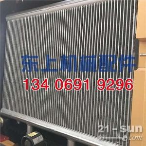 50装载机水箱散热器 龙工855n铲车配件暖风机散热器全铝厂家