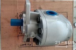 供应 宁夏 甘肃 新疆 山推配件 推土机配件16Y-76-06000 转向泵 齿轮泵
