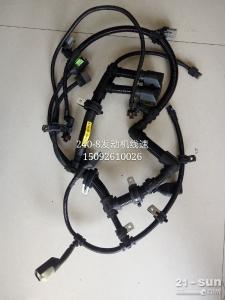 小松挖掘机PC240-8发动机线束