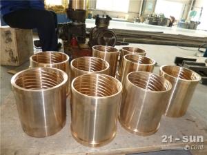 铜套厂家定制生产各种材质铜套